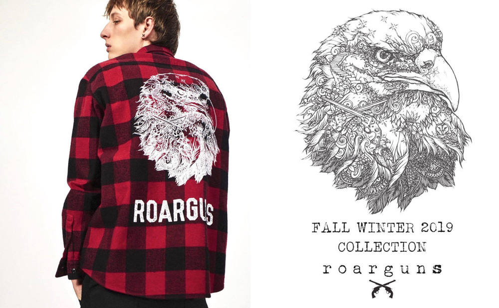 roarguns 2019'F/W NEW COLLECTION 販売開始