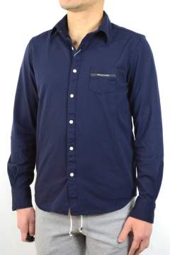 MARK OX Shirt (NAVY)