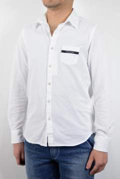 【ラスト1着】MARK OX Shirt (WHITE)
