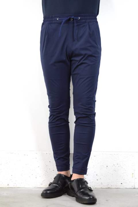 Easy Trousers (NAVY)