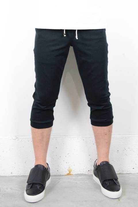 RE Cropped Pants / REクロップドパンツ (BLACK)